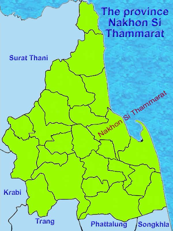 Khanom (Nakhon Si Thammarat) Thailand  city photos : ... district Amphoe of Nakhon Si Thammarat Province, southern Thailand