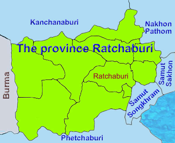 Ratchaburi Thailand  city pictures gallery : Ratchaburi Province of Thailand | King Rama I, Phra Puttha Yotfa ...